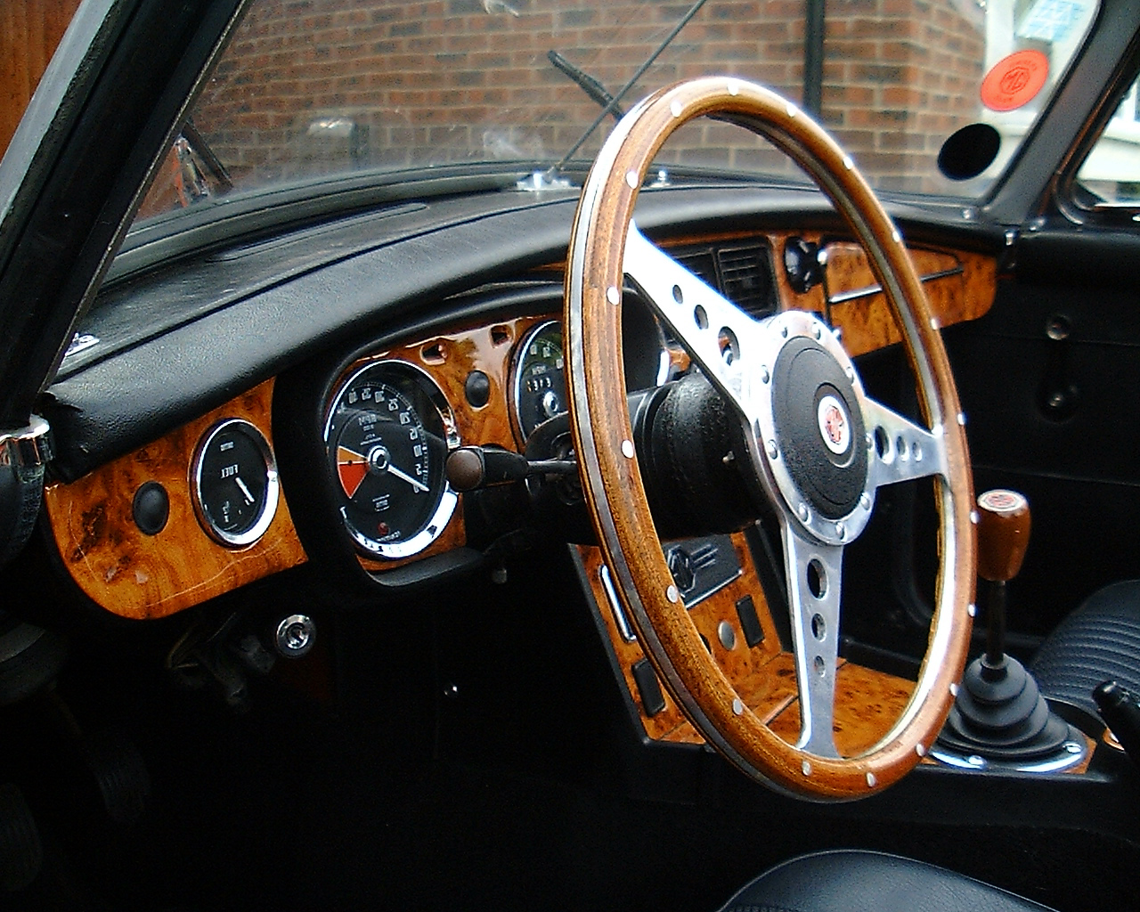 1972 mg midget dashboard